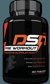 dsn pre workout reviews