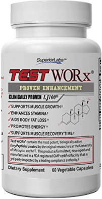 Superior Labs TEST WORx