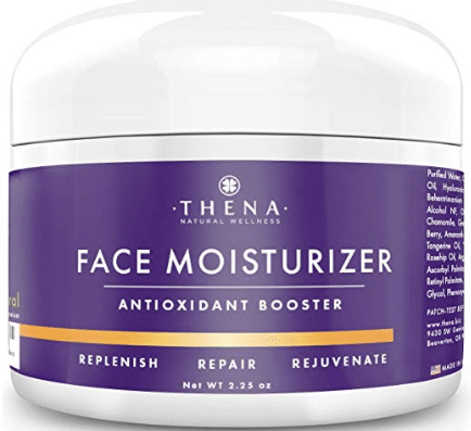 Thena Organic Face Moisturizer