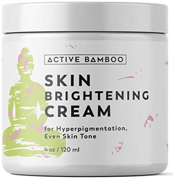 Active Bamboo Whitening Cream