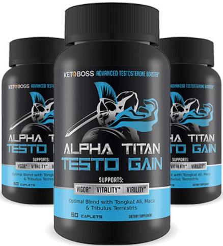 Titan alpha Alpha Titan