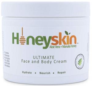 HoneySkin Face & Body Cream