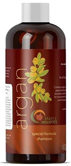 Argan Sulfate Free Shampoo