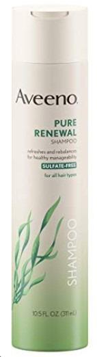 Aveeno Sulfate Free Shampoo