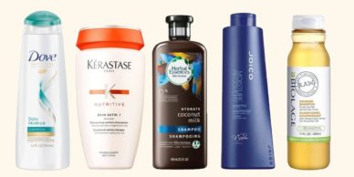 Best Shampoos For Chemically Straightened Hair