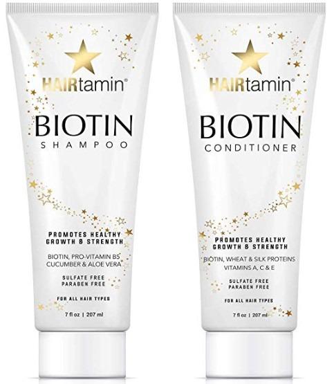 Hairtamin Sulfate Free Shampoo