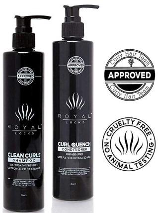 Royal Locks Hair Shampoo