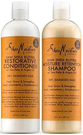 SheaMoisture Set Hair Shampoo