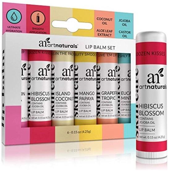 ArtNaturals Beeswax Lip Balm