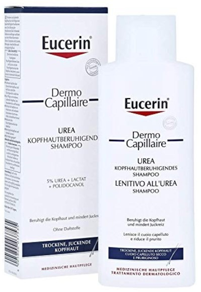 Eucerin Calming Urea Shampoo