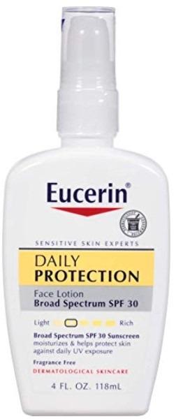 Eucerin Daily Protection Moisturizer