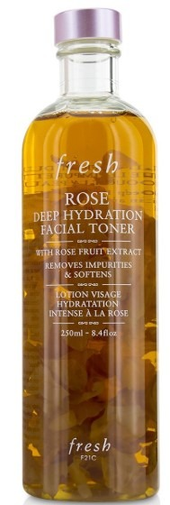 Fresh Rose Deep Hydration Toner