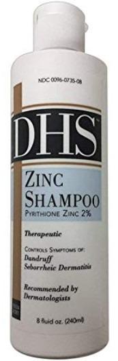 HS Zinc Shampoo
