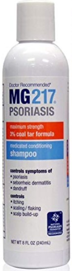MG217 Coal Tar Dry Scalp Shampoo