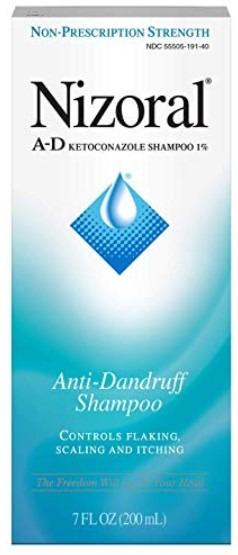 Nizoral A-D Dry Scalp Shampoo
