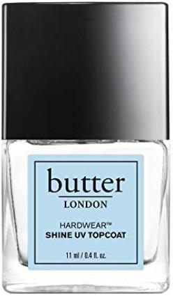 butter LONDON Shine UV Topcoat