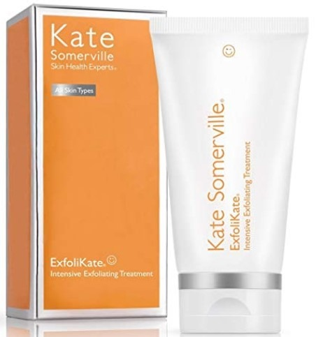 Kate Somerville Face Treatment