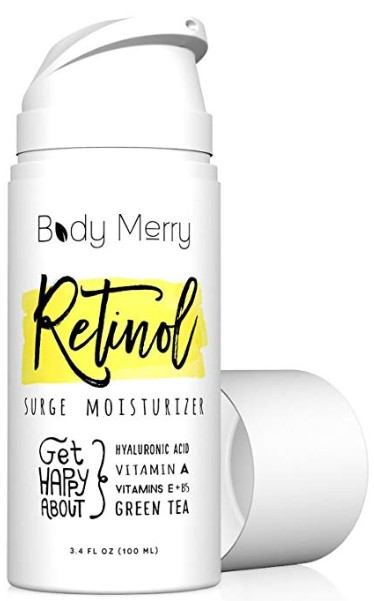 Body Merry Mature Skin Moisturizer