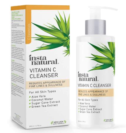 Facial Cleanser Vitamin C Face Wash