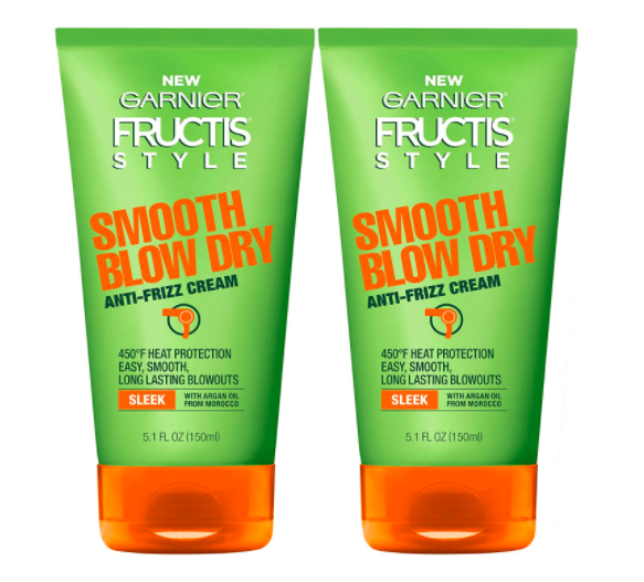 Garnier Hair Care Fructis Style Smooth Blow Dry