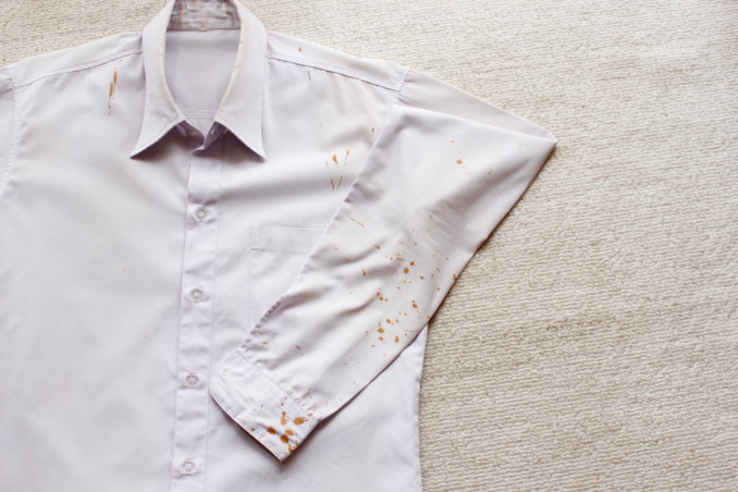 Rust Stains: How To Remove Them From Fabrics