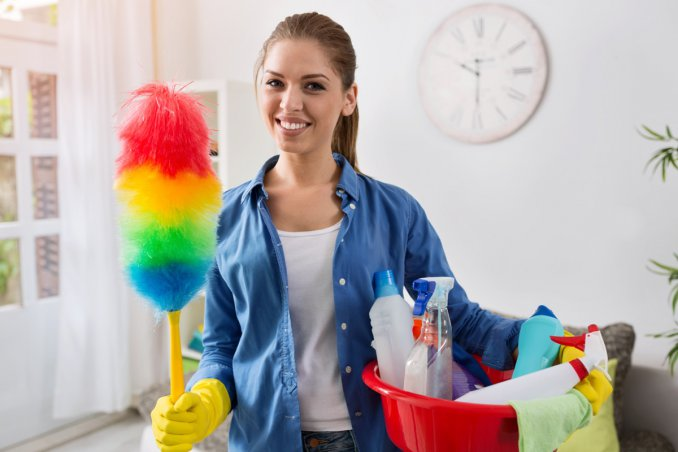 Household Cleaning: Tips To Make Your Home Shine In No Time