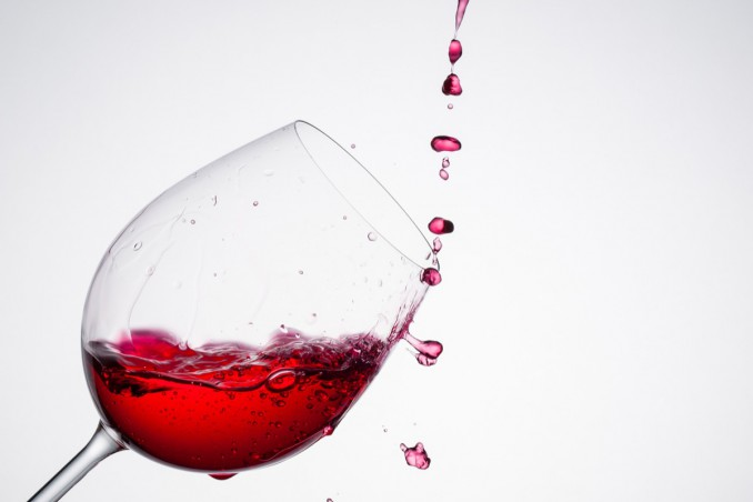 Red Wine Stains On The Wall: How To Safely Remove Them