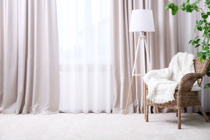 How To Wash Smoke Yellowed Curtains To Make Them Shine Again