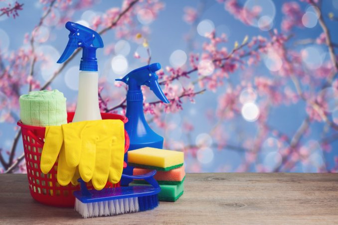 Spring Cleaning: 5 Rules To Do Everything Without Stress