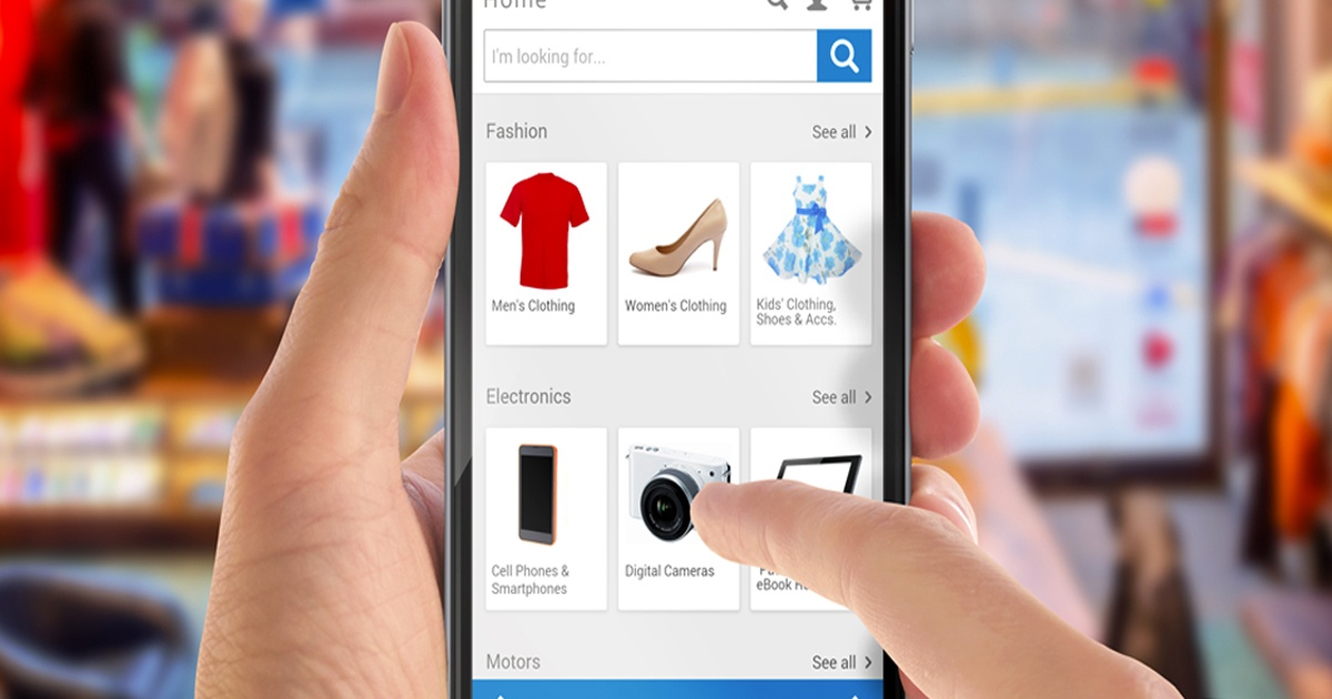 Wish - Buy Anything On This App
