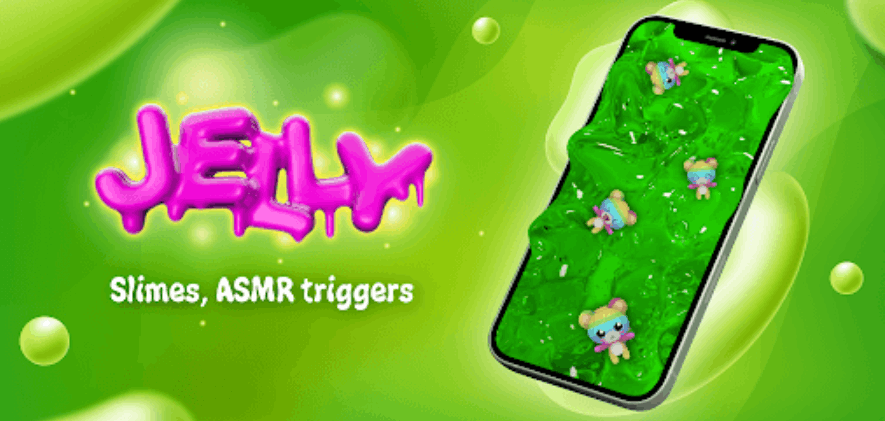 Have fun with the Jelly: Slimes App