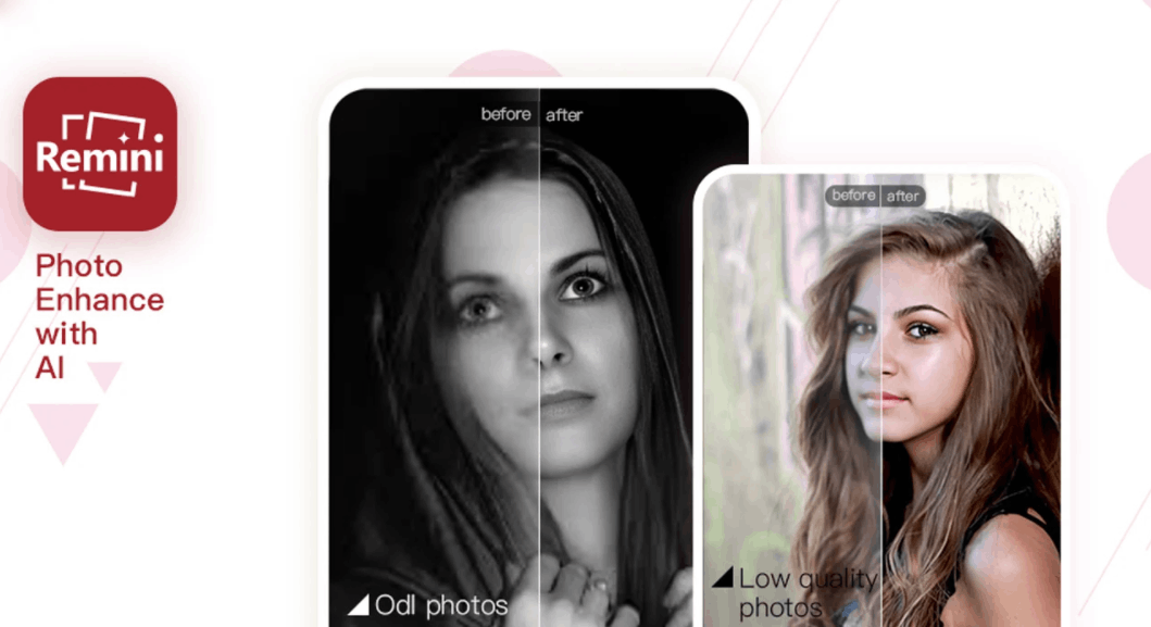 Remini App - Improve The Images Even More