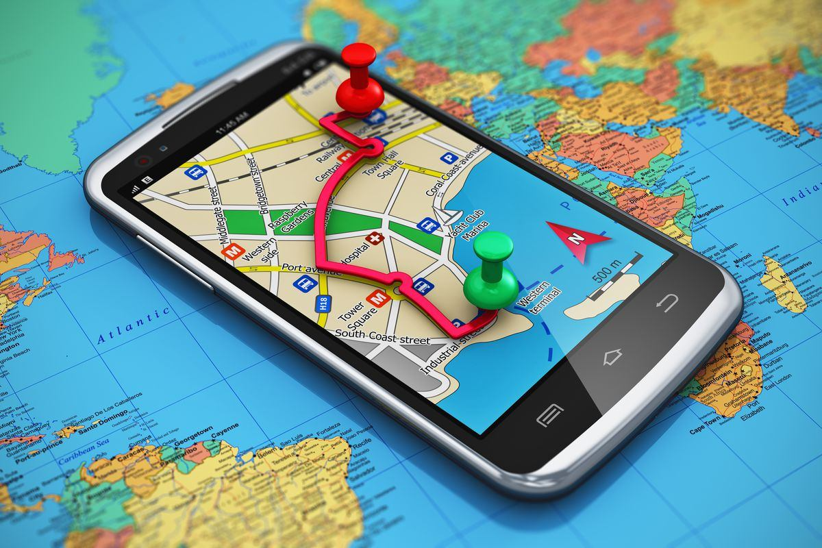 Find Out How GPS Apps Work