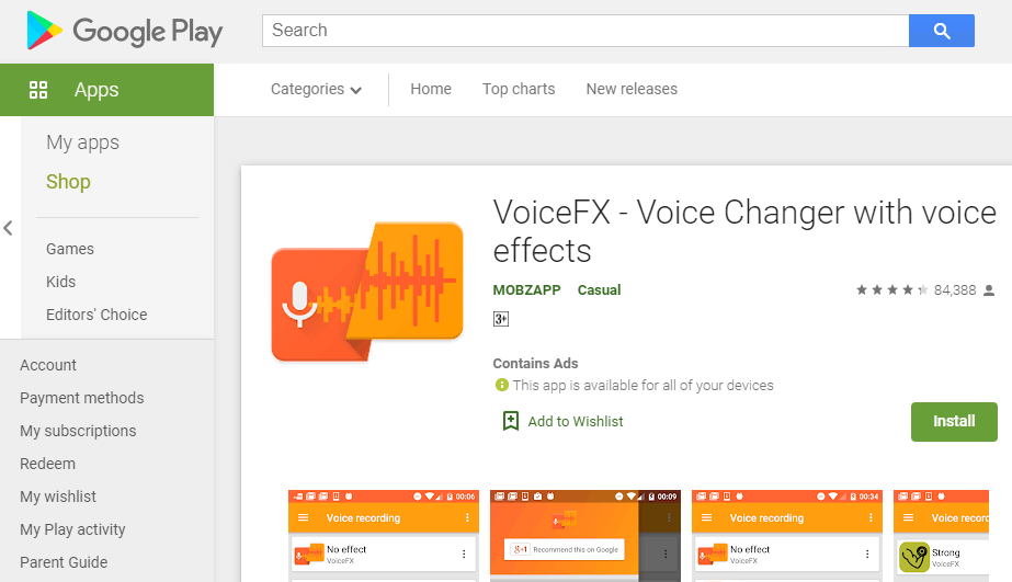 Learn How Apps Can Change Voices