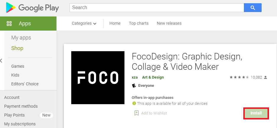 FocoDesign - See How To Download