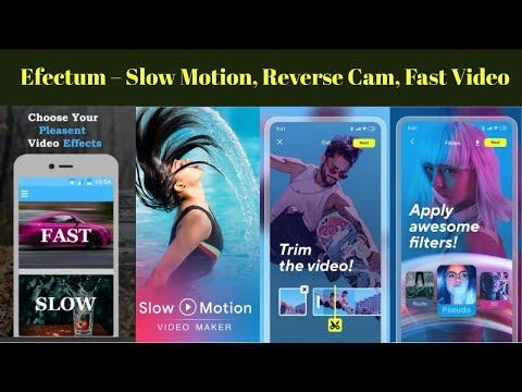 Top 5 Apps To Create Slow Motion Videos